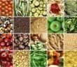 Cuida tu alimentación, surtido de alimentos saludables