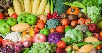 Cómo aprovechar el valor nutricional de frutas y verduras