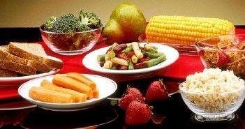 Alimentos Básicos de una Dieta tipo Mediterránea