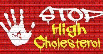 Stop a alimentos que aumentan el colesterol.