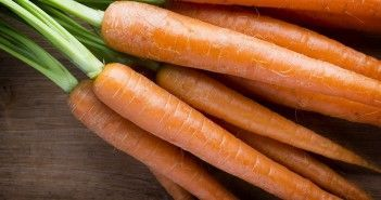 Comer Zanahoria mejora la Vista?