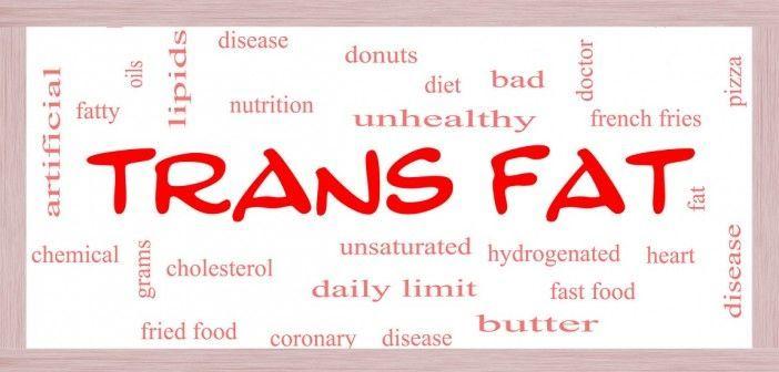 Grasas Trans y/o hidrogenadas