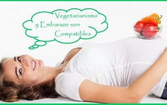 Vegetarianismo durante el embarazo
